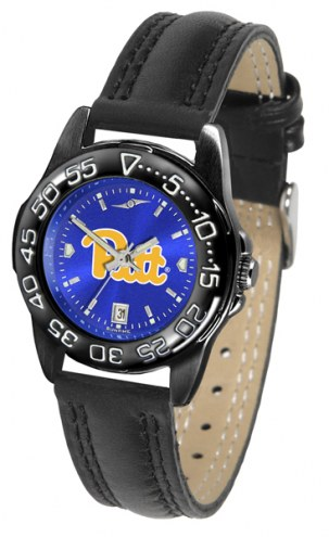 Pittsburgh Panthers Ladies Fantom Bandit AnoChrome Watch