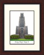 Pittsburgh Panthers Legacy Alumnus Framed Lithograph