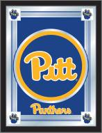 Pittsburgh Panthers Logo Mirror