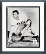 Pittsburgh Panthers Mike Ditka Posed Framed Photo