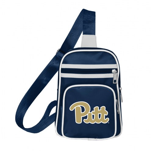 Pittsburgh Panthers Mini Cross Sling Bag
