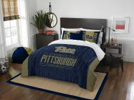 Pittsburgh Panthers Modern Take Full/Queen Comforter Set