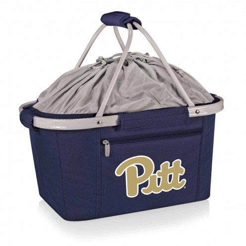 Pittsburgh Panthers Navy Metro Picnic Basket