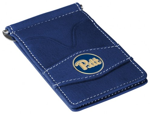 Pittsburgh Panthers Navy Player's Wallet