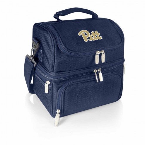 Pittsburgh Panthers Navy Pranzo Insulated Lunch Box