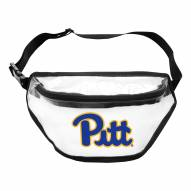 Pittsburgh Panthers Clear Fanny Pack