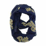 Pittsburgh Panthers NCAA Sheer Infinity Scarf