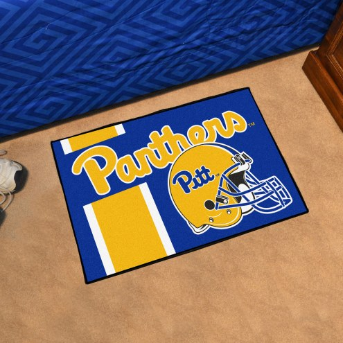Pittsburgh Panthers NCAA Starter Rug