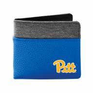 Pittsburgh Panthers Pebble Bi-Fold Wallet