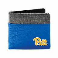 Pittsburgh Panthers Pebble Bi-Fold Wallet