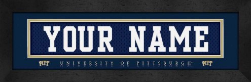 Pittsburgh Panthers Personalized Stitched Jersey Print