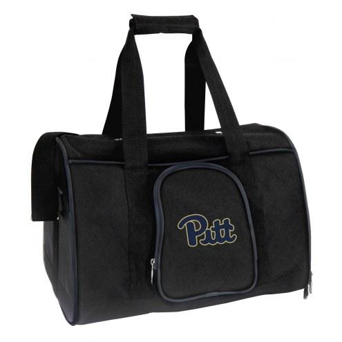 Pittsburgh Panthers Premium Pet Carrier Bag