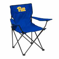 Pittsburgh Panthers Quad Folding Chair