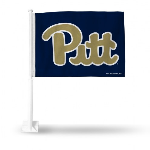 Pittsburgh Panthers Car Flag