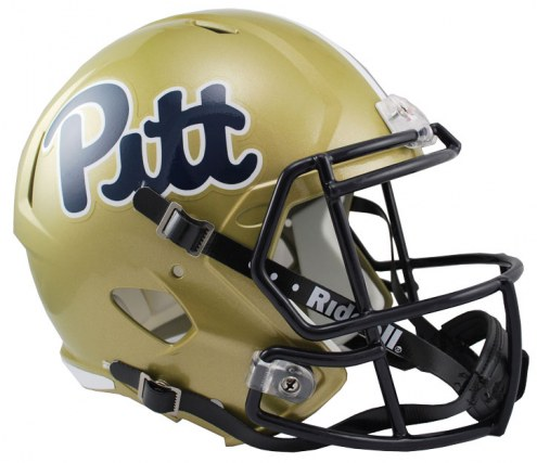 Pittsburgh Panthers Riddell Speed Collectible Football Helmet