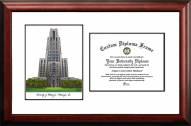 Pittsburgh Panthers Scholar Diploma Frame