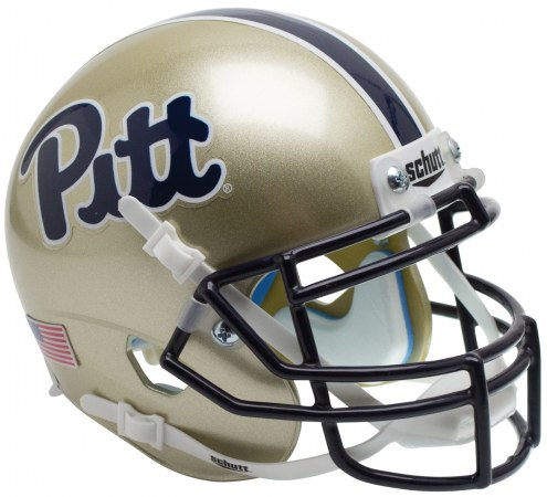 Pittsburgh Panthers Schutt XP Authentic Full Size Football Helmet