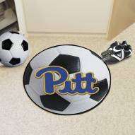 Pittsburgh Panthers Soccer Ball Mat