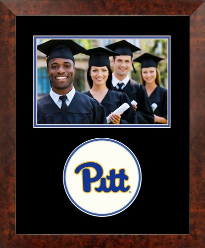 Pittsburgh Panthers Spirit Horizontal Photo Frame