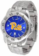 Pittsburgh Panthers Sport Steel AnoChrome Men's Watch