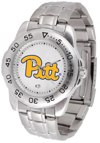 Pittsburgh Panthers Sport Steel Men's Watch