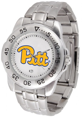 Pittsburgh Panthers Sport Steel Men's Watch