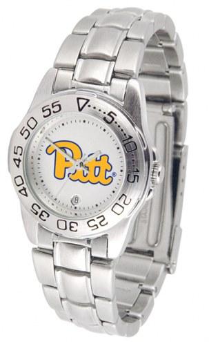Pittsburgh Panthers Sport Steel Women's Watch