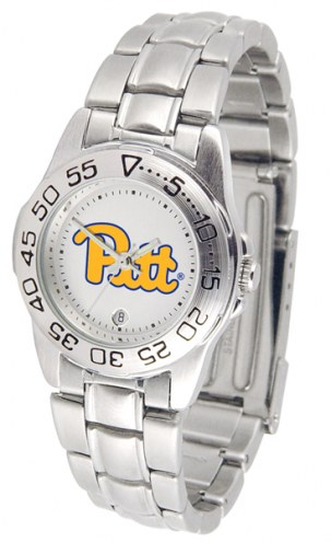 Pittsburgh Panthers Sport Steel Women's Watch