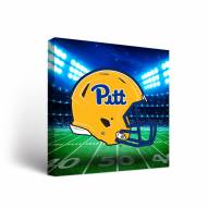 Pittsburgh Panthers Stadium Canvas Wall Art