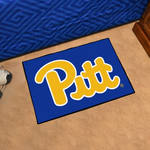 Pittsburgh Panthers Starter Rug