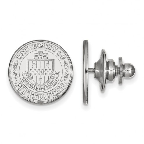 Pittsburgh Panthers Sterling Silver Lapel Pin