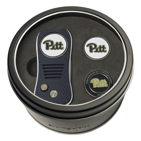 Pittsburgh Panthers Switchfix Golf Divot Tool & Ball Markers