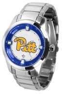 Pittsburgh Panthers Titan Steel Men's Watch