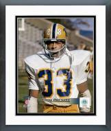 Pittsburgh Panthers Tony Dorsett Posed Framed Photo