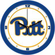 Pittsburgh Panthers Traditional Wall Clock