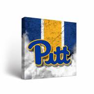 Pittsburgh Panthers Vintage Canvas Wall Art