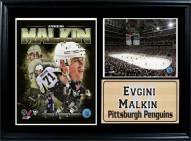 "Pittsburgh Penguins 12"" x 18"" Evgeni Malkin Photo Stat Frame"