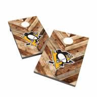 Pittsburgh Penguins 2' x 3' Cornhole Bag Toss