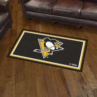 Pittsburgh Penguins 3' x 5' Area Rug