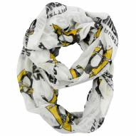 Pittsburgh Penguins Alternate Sheer Infinity Scarf