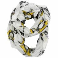 Pittsburgh Penguins Alternate Sheer Infinity Scarf