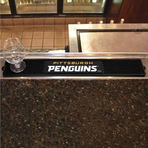 Pittsburgh Penguins Bar Mat