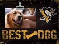 Pittsburgh Penguins Best Dog Clip Frame