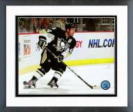 Pittsburgh Penguins Brooks Orpik 201-11 Action Framed Photo
