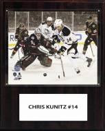 "Pittsburgh Penguins Chris Kunitz 12"" x 15"" Player Plaque"