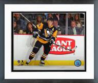 Pittsburgh Penguins Chris Kunitz Action Framed Photo