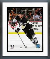 Pittsburgh Penguins Christian Ehrhoff Action Framed Photo