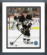 Pittsburgh Penguins David Perron Action Framed Photo