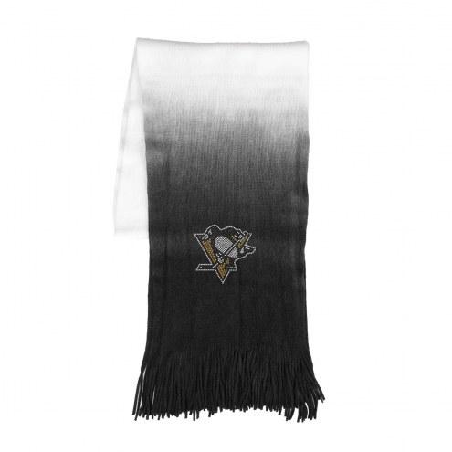 Pittsburgh Penguins Dip Dye Scarf
