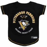 Pittsburgh Penguins Dog Tee Shirt